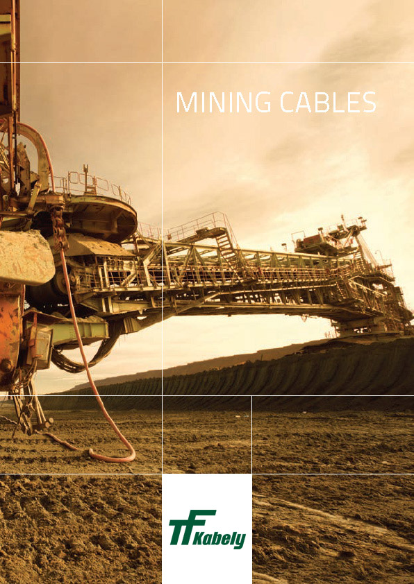 Mining cables